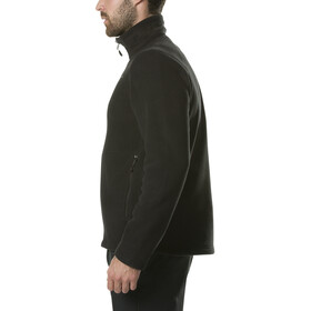Berghaus Prism PolarTec InterActive Veste Homme, black/black